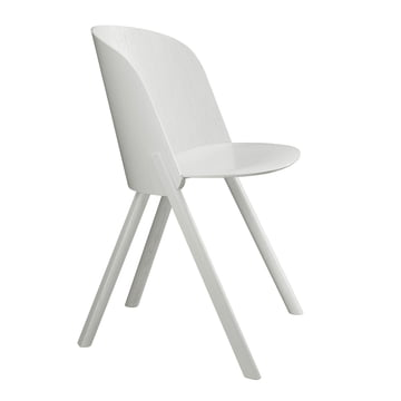 e15 - CH05 This Stuhl in Weiß