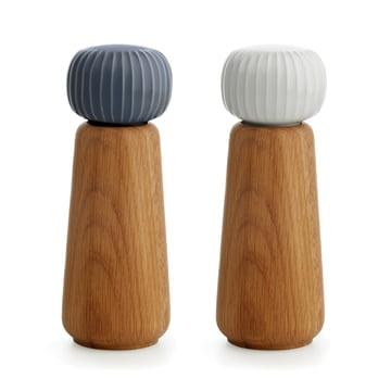 Hammershøi Salz- und Pfeffermühle von Kähler Design