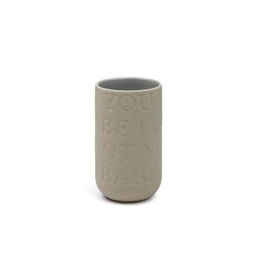 Kähler Design - Love Song Vase H 125 in Sand