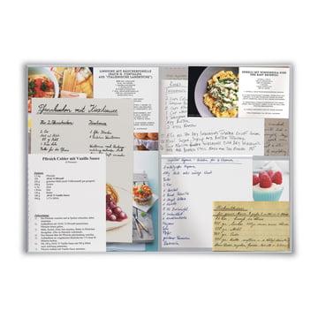 TasteBook von Remember mit Zubehör