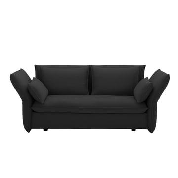 Mariposa Sofa 2-Sitzer von Vitra in Laser Dunkelgrau