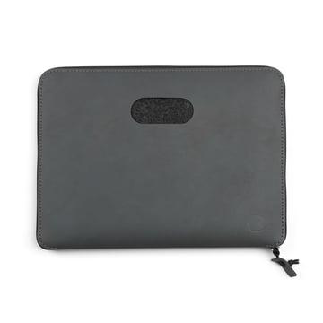 LindDNA - Torro Bag 15″ Laptoptasche in Anthrazit