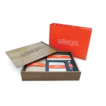 Memory Aufbewahrungs-Box von Luckies