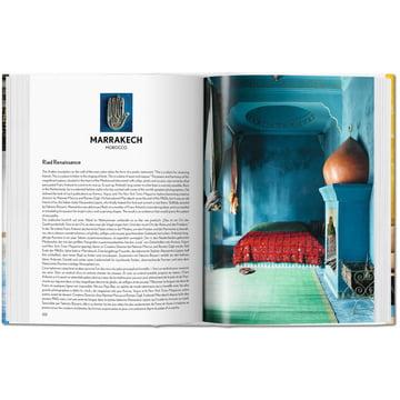 Buch 100 Interiors Around the World von TASCHEN Deutschland