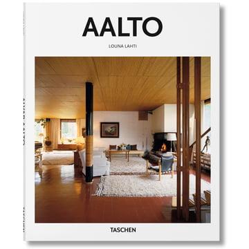 Cover Buch Aalto von Taschen in der Kleinen Reihe 2.0