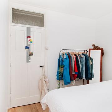 Magnetische Fotoleiste für die Tür