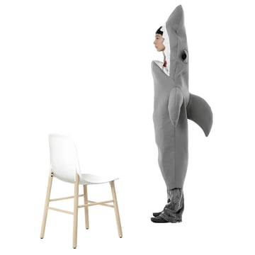 Sharky Stuhl von Kristalia
