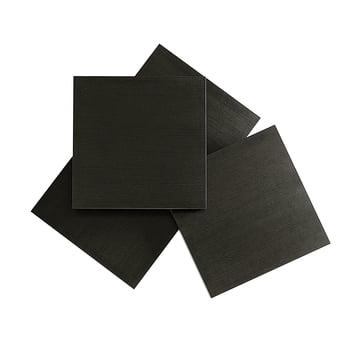 Kristalia - Rotor Couchtisch in Schwarz