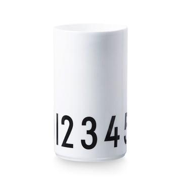Vase 0-9 von Design Letters in Groß