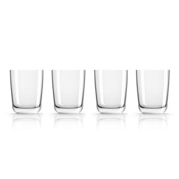Longdrink-Glas 425 ml (4er-Set) von Palm Products in Weiß