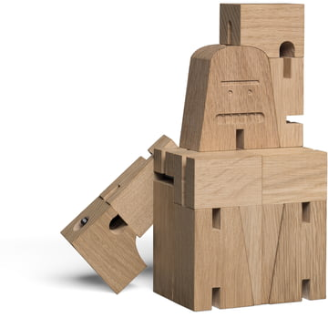 Zusammenklappbare Holzfiur