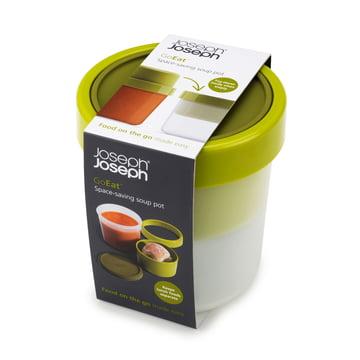 GoEat Suppenschale von Joseph Joseph in Grün