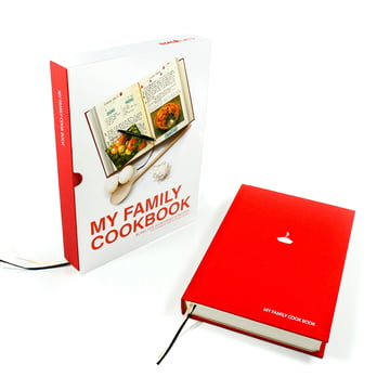 Suck Uk - My Family Cook Book