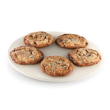 Pizza- und Brotbackstein von Eva Solo mit Cookies