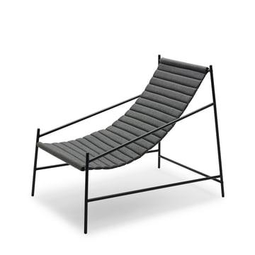 Hang Chair von Skagerak in Anthrazitschwarz