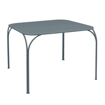 Kintbury Tisch von Fermob in Gewittergrau
