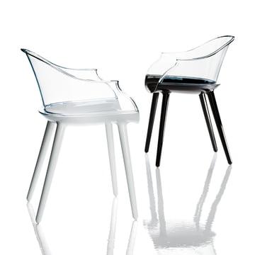 Cyborg Sessel aus zwei Komponenten