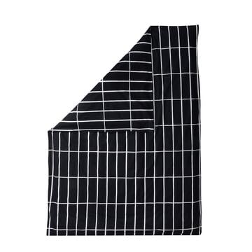 Tiiliskivi Deckenbezug 140 x 200 cm von Marimekko in Schwarz / Weiß
