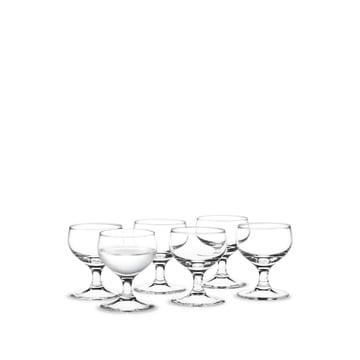 Royal Schnapsglas, 6 cl (6er-Set) von Holmegaard