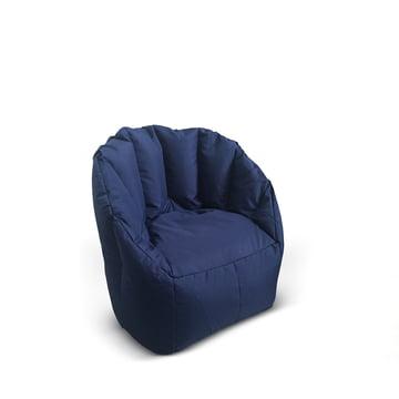 Sitting Bull - Shell Mini, blau