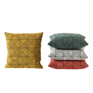 Kissen-Kollektion von Muuto mit Tile-Design