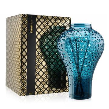 Diffusor Ming von Kartell in Blau mit dem Duft Portofino