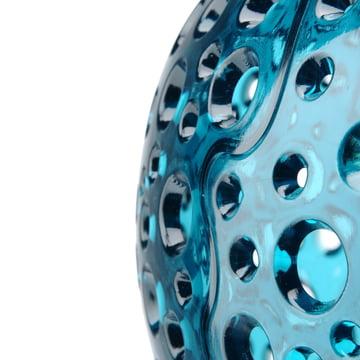 Detailansicht des Ming Diffusors in Blau