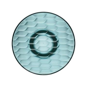 Jellies Coat Hanger Garderobenhaken Ø 19 cm von Kartell in Blau