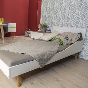 Formvollendetes Kinderbett