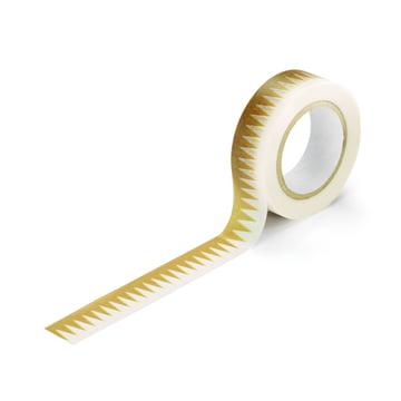 Masking Tape Palio Triangles von Vitra in Gold