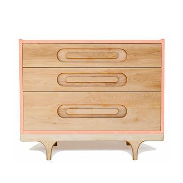 Kommode Caravan Dresser von Kalon in Rosa