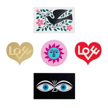 Masking Tape Sticker Kollektion von Vitra