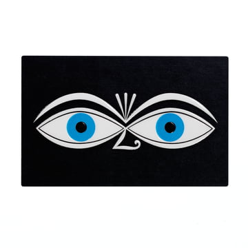 Sticker Eyes von Vitra in Blau
