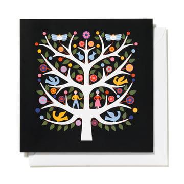Greeting Card Tree of Life von Vitra