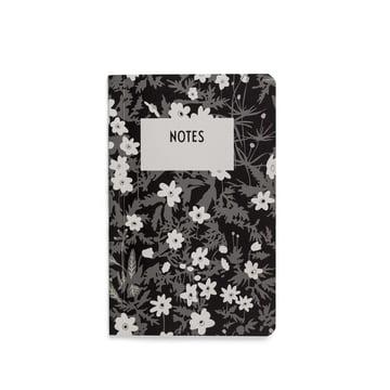 AJ Vintage Flowers Notizbuch in S von Design Letters