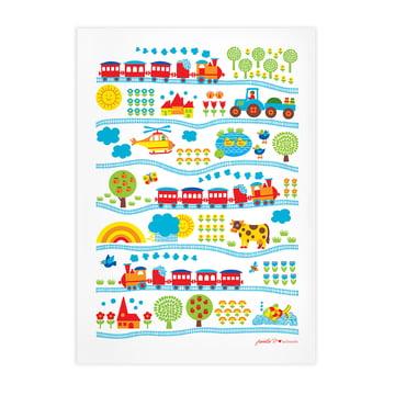 Poster Eisenbahn von byGraziela