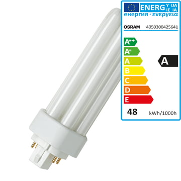 DULUX /T/E PLUS Leuchtstofflampe von Osram