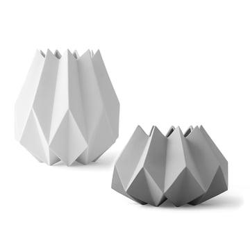 Die Folded Vasen von Menu