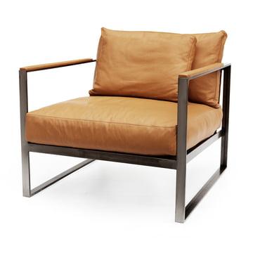 Monaco Lounge Chair von Röshults aus Eisen