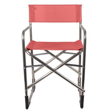 Fiam - Regie Aluminium Sessel, rot