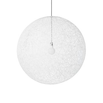 Random Light LED Pendelleuchte in M von Moooi in Weiß