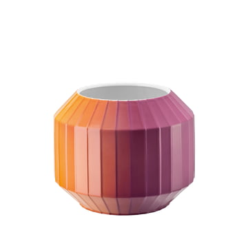 Die Hot-Spot Vase in Juicy Purple, 16 cm von Rosenthal
