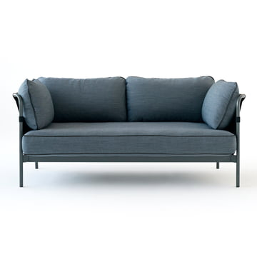can 2 sitzer sofa von hay im wohndesign shop. Black Bedroom Furniture Sets. Home Design Ideas