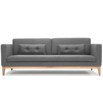 Das Day Sofa in hellgrau von Design House Stockholm