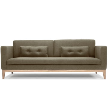 Das Day Sofa in Army green von Design House Stockholm