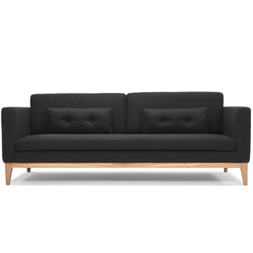 Das Day Sofa in dunkelgrau von Design House Stockholm