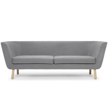 Nest Sofa von Design House Stockholm in Hellgrau