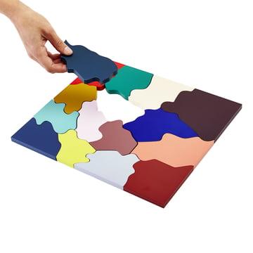 Color Puzzle von Areaware