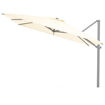 Runder Freiarmschirm Ø 350 cm von Weishäupl aus Dolan Natur