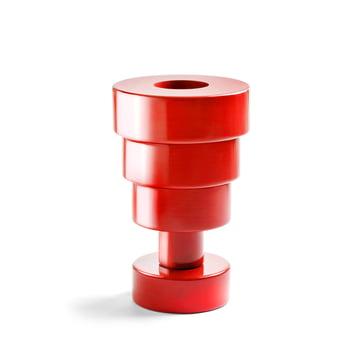 Calice Vase von Kartell in Rot